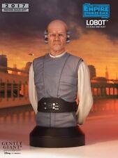 Gentle Giant Star Wars Lobot Exclusive Mini Bust New