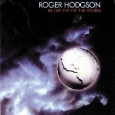 """ROGER HODGSON """"IN THE EYE OF THE STORM"""" CD NEW+"""