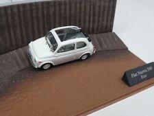 1/43 Fiat Nuova 500 Eco weiß