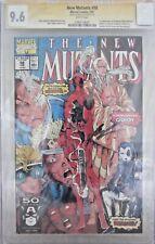 New Mutants 98 * CGC 9.6 + X-Force 2 * CGC 9.6 * SS Liefeld Press for CGC 9.8?