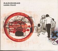 RADIOHEAD - KARMA POLICE CD SINGLE Digipack Australia