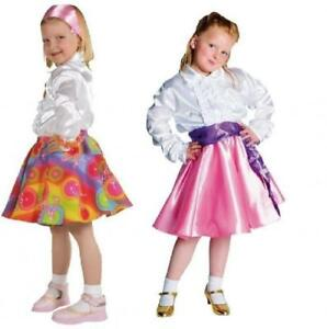 50er Jahre Rock Kostüm Rock n Roll Kinder Party Disco Boogie Woogie Teller
