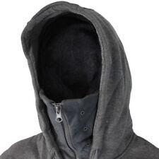 Abbiglimento sportivo da uomo tute da ginnastica grigi taglia S