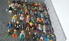 Huge Vintage year 1987+ playmobile lot 48 figures