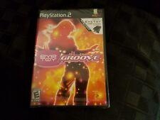 EyeToy: Groove (Sony PlayStation 2, 2004) No Camera