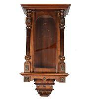 altes Uhrengehäuse Ersatzteil f Regulator Wanduhr Uhr Uhrwerk vintage clock