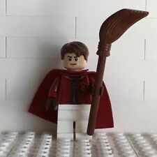 Lego Minifigur hp137 Oliver Wood aus 75956 NEU Harry Potter