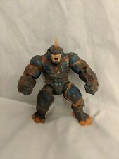 "Marvel Universe Spider Man Battle Pack Rock Crusher 4.5"" Rhino Action Figure"