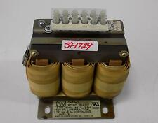MARELCO POWER SYSTEMS 3 PHASE 8AMP CONTINUOUS TRANSFORMER  M-6307
