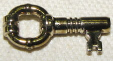 LEGO CHROME GOLD HARRY POTTER DOOR KEY LOCK PIECE