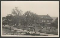 Postcard Marlow Buckinghamshire the Compleat Angler Hotel on River Thames RP