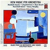 New Music for Orchestra, 1997 Series (CD, Jun-1998, Vienna Modern Masters)