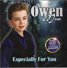 OWEN MAC ESPECIALLY FOR YOU CD - IRISH COUNTRY