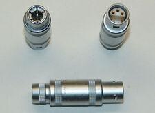 LEMO Größe 2S Kabel Stecker 7 polig FFA.2S.307 gebraucht