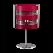 Abat-jour Lampadario in Plexiglass Design Moderno Lume da Comodino Vari Colori