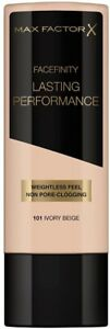 MAX FACTOR Facefinity Lasting Performance Foundation 35ml - 105 Soft Beige