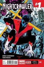 Nightcrawler #1 (Vol 4)