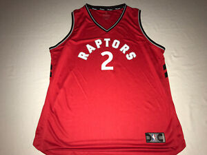 Fanatics Kawhi Leonard Toronto Raptors NBA Finals JerseyMens Size 2XL NWOT!