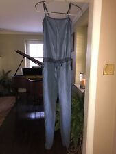Ladies AE Adriano Goldschmied Blue Jumper Size XS