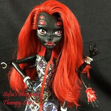Monster High Doll Webarella SDCC Exclusive Wydowna Spider Stand San Diego ComiCo
