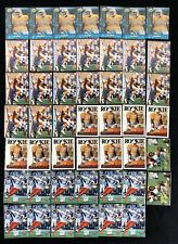 Lot (46) 1995 Warren Sapp Rookie Card RC Upper Deck SP Bowman Best Stadium Bucs