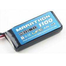 Team Orion Ori12255 Batteria Life 1100mah 30c 6.6v 15.5x33.5x80mm