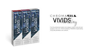 Pravana ChromaSilk Vivids EVERLASTING  Hair Colour Dye - Stains