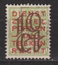 NVPH Nederland Netherlands nr 132 used Opruimingsuitgifte 1923 Pays Bas