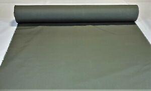 "Sunbrella Closeout Alpine Green Outdoor Upholstery UV Canvas Fabric 54"" Wide DWR"