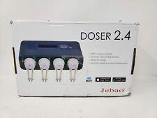 2020 Jebao Smart Doser 2.4 WIFI 4Channel Auto Dosing Pump for Saltwater Aquarium