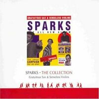 Sparks - Gratuitous Sax And Violins (NEW CD)