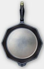 "Finex Cast Iron 12"" Eight Side Skillet Cooking Pan NEW"