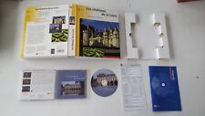 Chateaux de la Loire histoire et architecture PC/MAC FR Big box carton Eurobox
