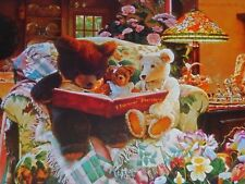The Three Bears Print by Mike Wimmer