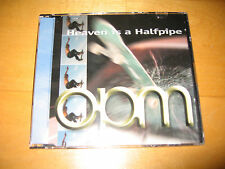 CD von opm - Heaven is a Halfpipe