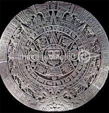 Aztec Calendar Fine Art Poster  18x24