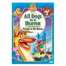 All Dogs Go to Heaven - The Series: Frie DVD
