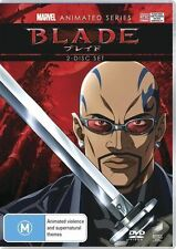 Marvel Anime: BLADE The Complete Series : NEW DVD