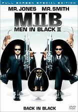 Men in Black Ii (Dvd, 2002, 2-Disc Set, Special Edition Full Frame)