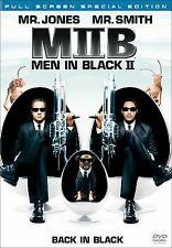 Men in Black II (DVD, 2002, 2-Disc Set,  Full Frame) Disc Only !!