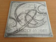 JOHN HEARTSMAN & CIRCLES Music Of My Heart NEW Vinyl LP 180 Gr Vinyl SEALED