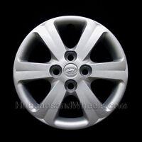 Hyundai Accent 2008-2011 Hubcap - Genuine Factory OEM 55567 Wheel Cover