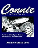 Connie Vol 1 by Frank Godwin Captive Space Pirates & Master Jovian Moons TPB OOP