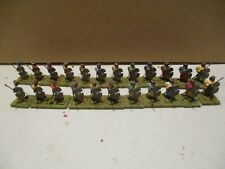 Hinchcliffe 25mm Ancient Persian spearmen