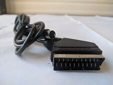 Sega Genesis 2 / 32X / CDX / Nomad / JVC X'eye / True RGB A/V Scart Cable.