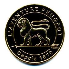 25 SOCHAUX L'Aventure Peugeot, depuis 1810, 2020, Monnaie de Paris