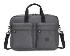 kipling Peppery Khoto Large Working Bag L Laptoptasche Tasche Charcoal Blau