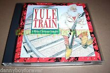 Yule Train A Rhino Christmas Music Sampler Promo Only 1990 CD 25 Songs