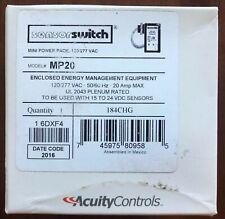 Sensor Switch # MP20 Mini Power Pack New in Box