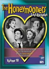 The Honeymooners - The Lost Episodes: Vol. 18 (DVD, 2002)
